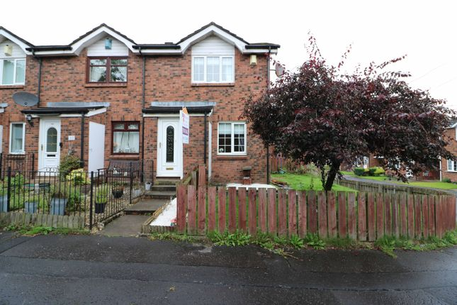 Thumbnail End terrace house for sale in Rhinsdale Crescent, Baillieston