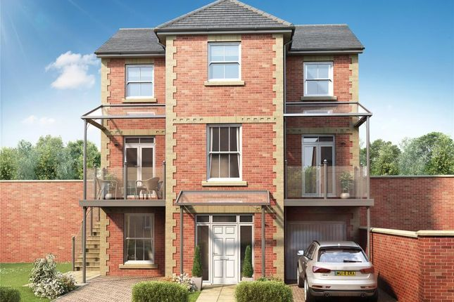 Thumbnail Detached house for sale in Valley Park, Flora Close, Exmouth, Devon
