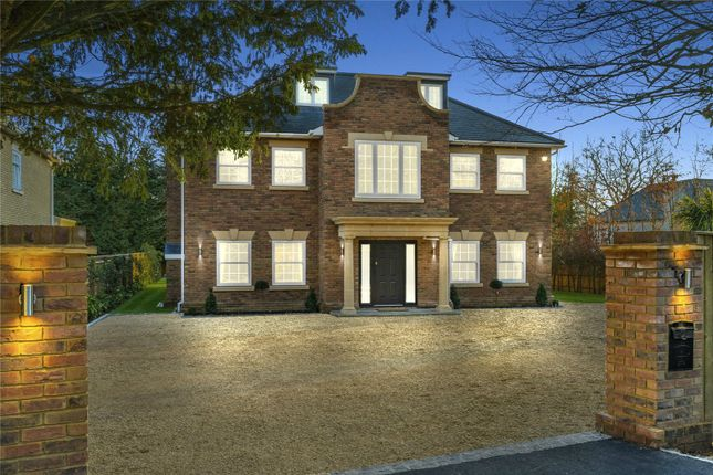 Thumbnail Detached house for sale in Langtons, Templewood Lane, Farnham Common, Buckinghamshire