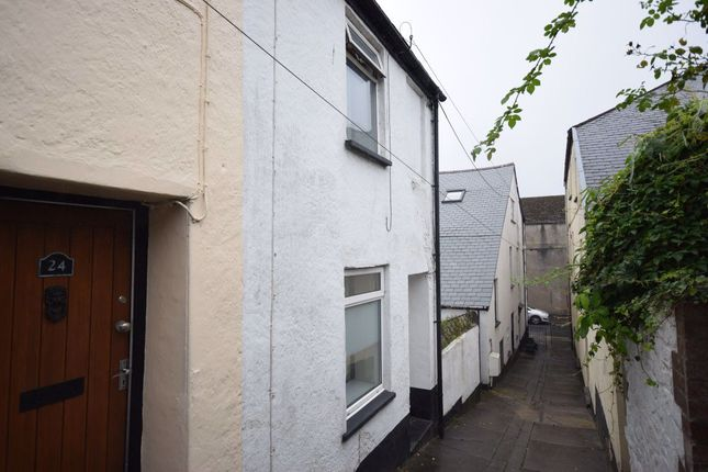 1 bed property to rent in Barnstaple Street, Bideford, Devon EX39