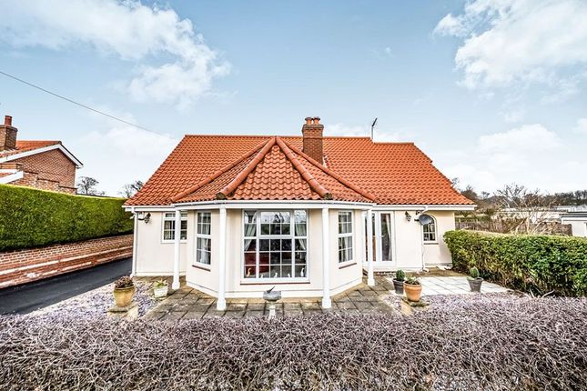 Thumbnail Bungalow for sale in Sewerby Road, Sewerby, Bridlington
