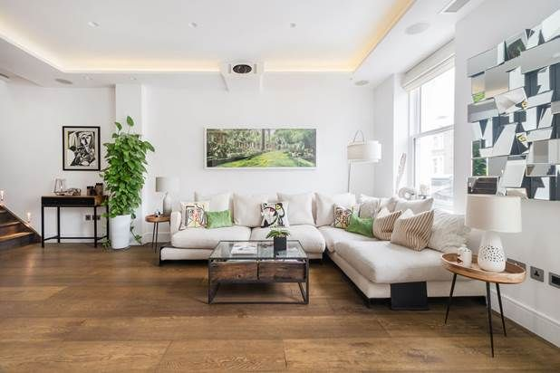 Thumbnail Flat to rent in Golborne Road, London