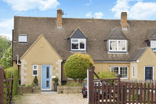 Thumbnail Semi-detached house for sale in Church Road, Long Hanborough, Witney
