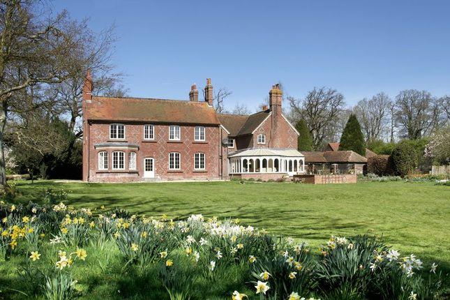 Thumbnail Detached house for sale in Bagmore Lane, Herriard, Basingstoke
