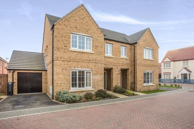 Thumbnail Semi-detached house for sale in Swaffham, Norfolk