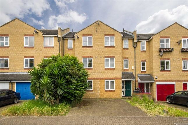Thumbnail Flat to rent in Mast House Terrace, London