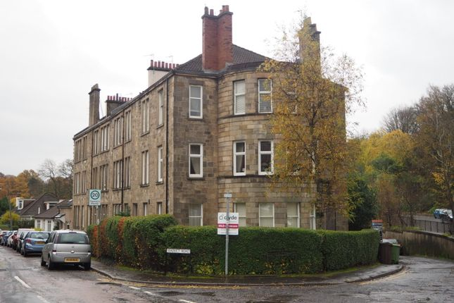 Thumbnail Flat to rent in Viaduct Road, Clarkston, Glasgow
