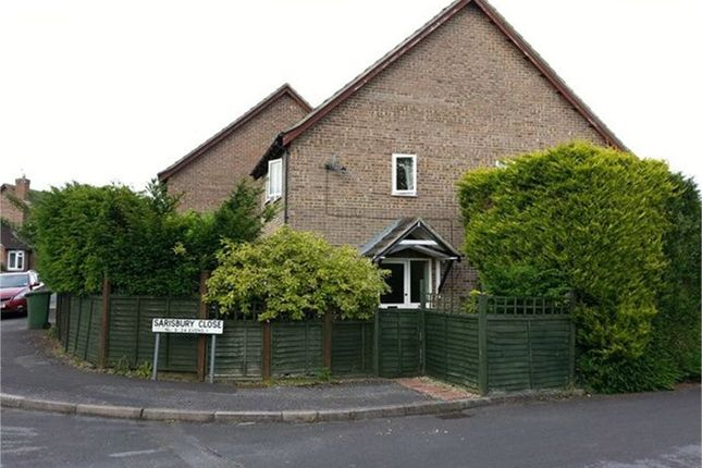 Thumbnail Terraced house to rent in Sarisbury Close, Tadley
