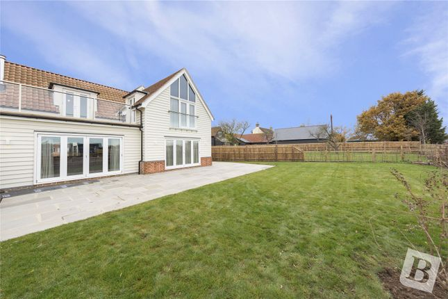 Link-detached house for sale in Old Lodge Court, White Hart Lane, Chelmsford, Essex