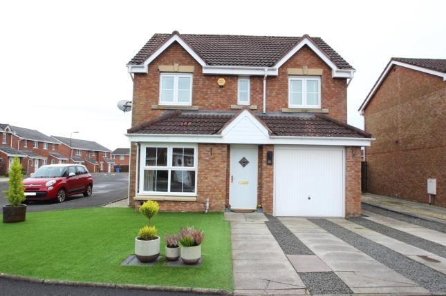 Thumbnail Detached house for sale in Cricketfield Place, Armadale, Bathgate, West Lothian