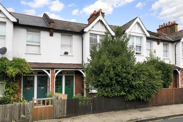 Thumbnail Maisonette to rent in Dover Terrace, Kew, Richmond, Surrey