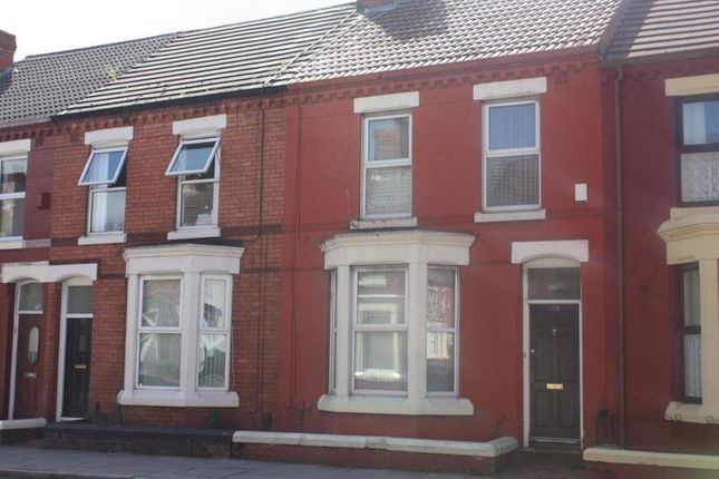Thumbnail Property to rent in Molyneux Road, Kensington, Liverpool