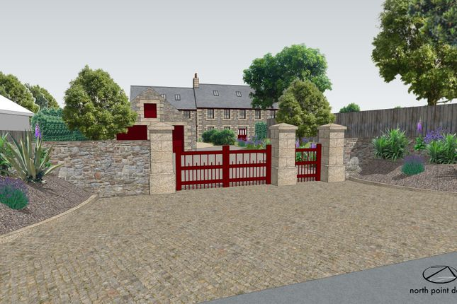 Thumbnail Detached bungalow for sale in Rue De La Hambie, St Saviour