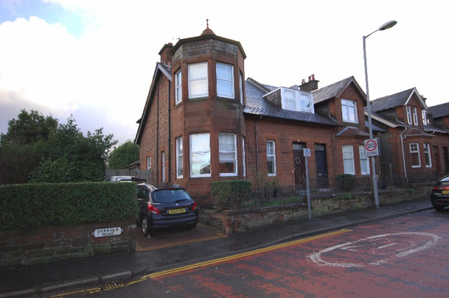 Thumbnail Detached house to rent in Dongola Road, Ayr, South Ayrshire, 3Bh