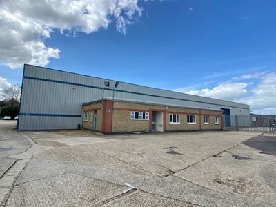 Thumbnail Light industrial for sale in Beta Centre, Units B & C, Bone Lane, Newbury, Berkshire