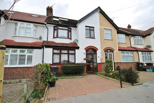 Thumbnail Terraced house for sale in Cherry Hill Gardens, Croydon