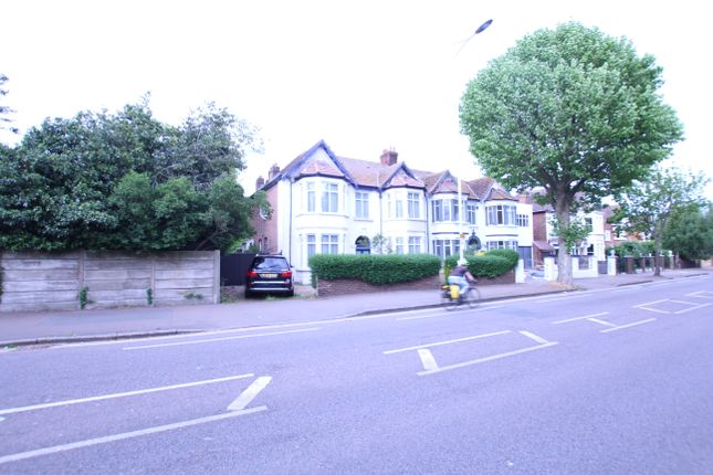 Thumbnail Semi-detached house to rent in Aldersbrook Road, Manor Park