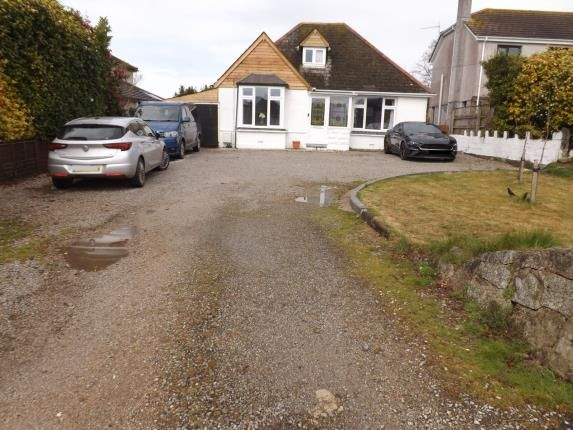Thumbnail Bungalow for sale in Carnon Downs, Truro, Cornwall