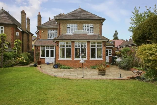 Thumbnail Detached house to rent in South Park, Sevenoaks