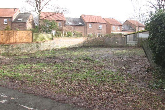 Thumbnail Land for sale in Hillgarth, Darlington
