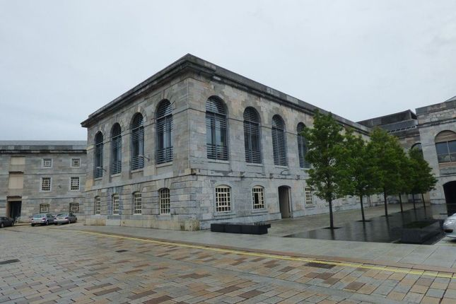Thumbnail Flat to rent in Royal William Yard, Plymouth, Devon