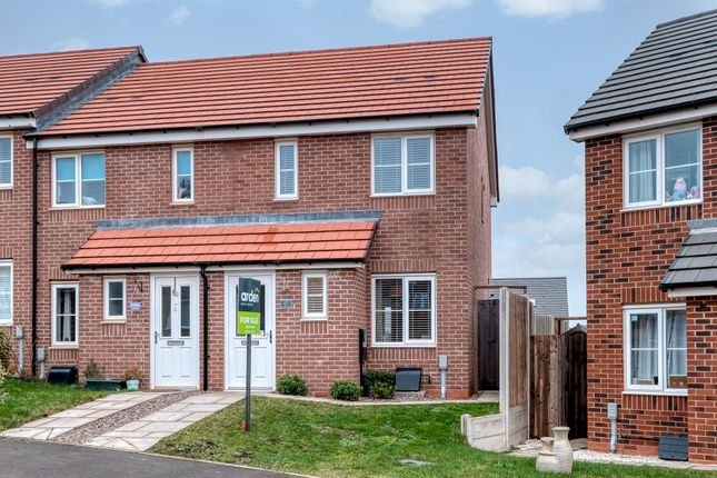2 bed end terrace house for sale in Hawling Street, Redditch B97