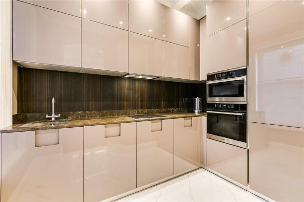 Kitchen of Park Mansions, Knightsbridge, London SW1X