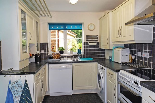 Thumbnail Link-detached house for sale in Petunia Court, Wymondham