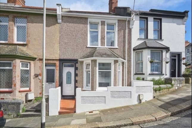 Thumbnail Terraced house to rent in Ryder Road, Plymouth