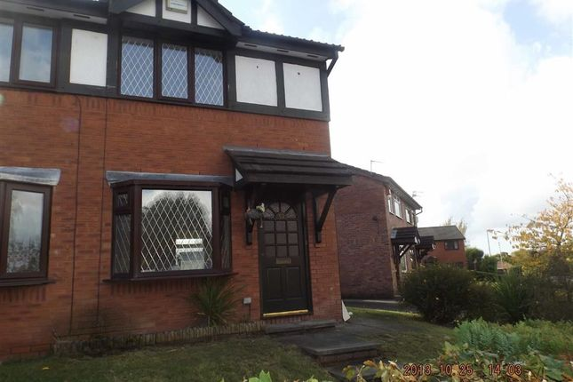 Thumbnail Semi-detached house to rent in Water Grove Road, Dukinfield