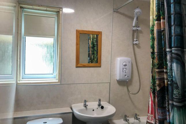 Bathroom of West Mount Street, Aberdeen AB25