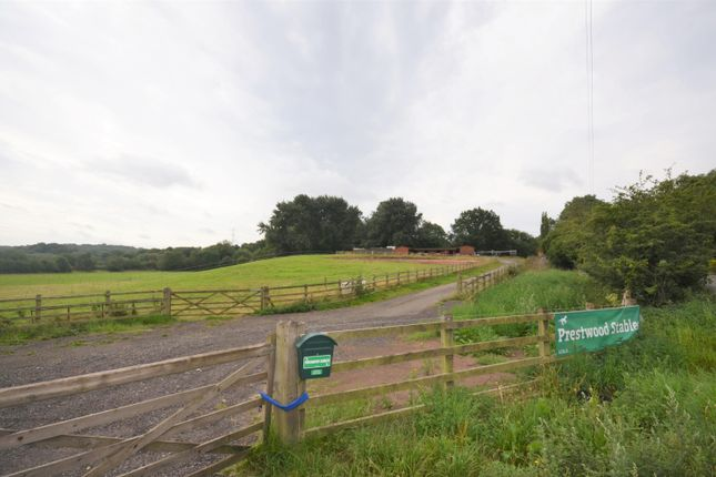 Thumbnail Equestrian property to rent in Prestwood, Stourbridge