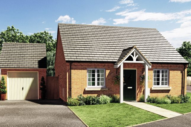 Thumbnail Detached bungalow for sale in Heanor Road, Smalley, Ilkeston