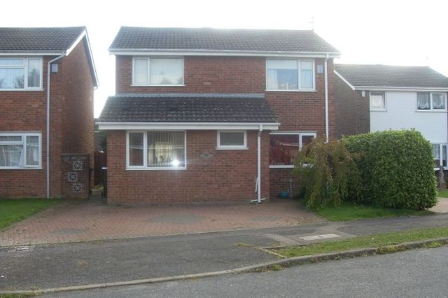 Thumbnail Detached house for sale in Blenheim Road, Wellingborough, Northants