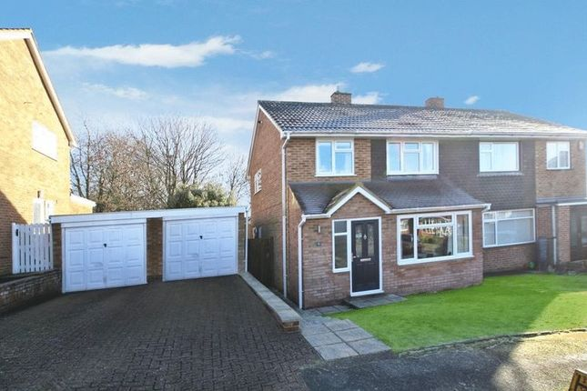 Thumbnail Semi-detached house for sale in Green Leys, Downley, High Wycombe