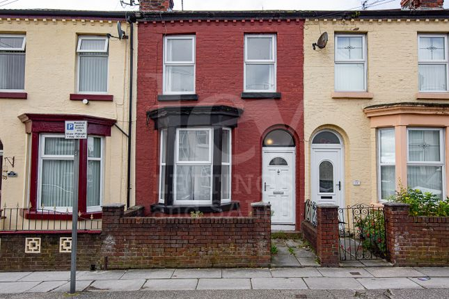 Thumbnail Terraced house to rent in Roxbrough Street, Liverpool
