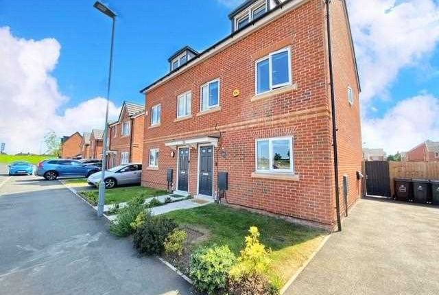 Thumbnail Semi-detached house for sale in Southdean Road, Liverpool