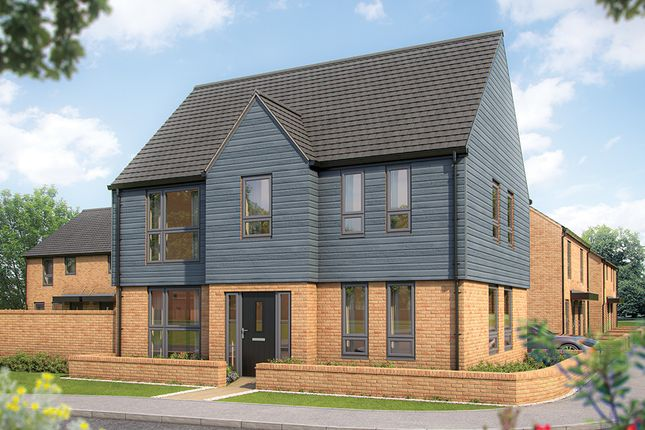 """Thumbnail Detached house for sale in """"The Chestnut II"""" at Wavendon, Milton Keynes"""
