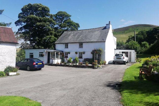 Thumbnail Farmhouse for sale in Bwlch Uchaf, Llanbedr Dyffryn Clwyd, Denbighshire