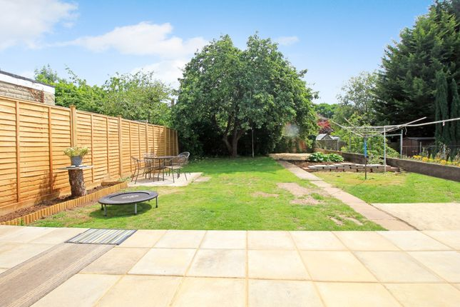 Thumbnail Detached bungalow for sale in Upper Deacon Road, Southampton