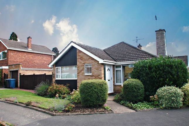 Thumbnail Semi-detached bungalow for sale in Lime Close, Radcliffe-On-Trent, Nottingham
