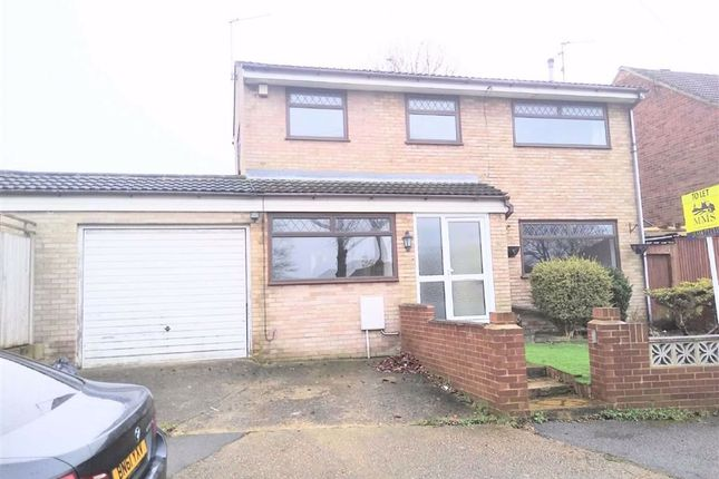 Thumbnail Detached house to rent in Brake Avenue, Walderslade, Chatham