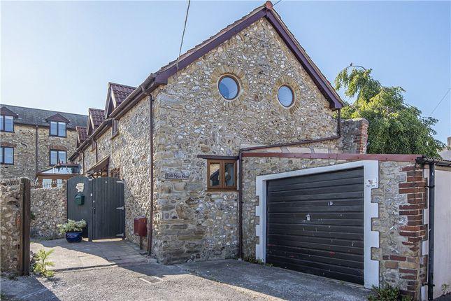 Thumbnail Link-detached house for sale in Pig Lane, George Street, Axminster, Devon