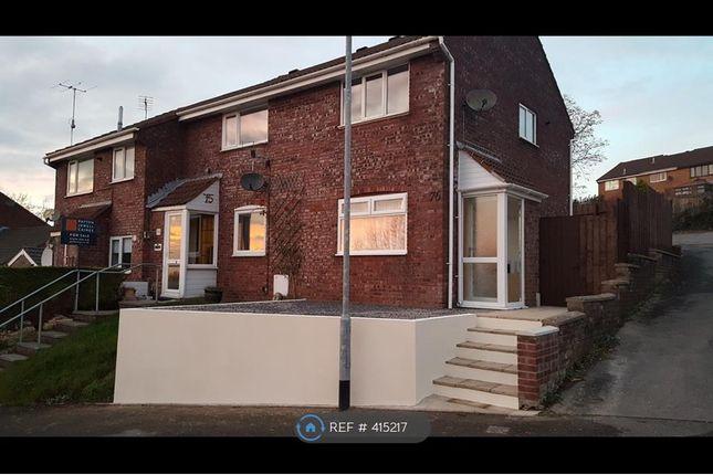 Thumbnail Detached house to rent in Hazeldene Avenue, Brackla, Bridgend