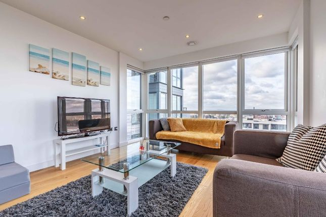 Thumbnail Flat to rent in Lexington Apartments, Slough