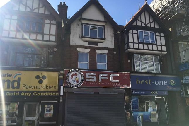 1 bed flat to rent in 24-26 Southchurch Road, Southend On Sea, Essex