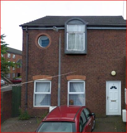 Thumbnail 1 bedroom flat to rent in Salisbury Court, Belfast