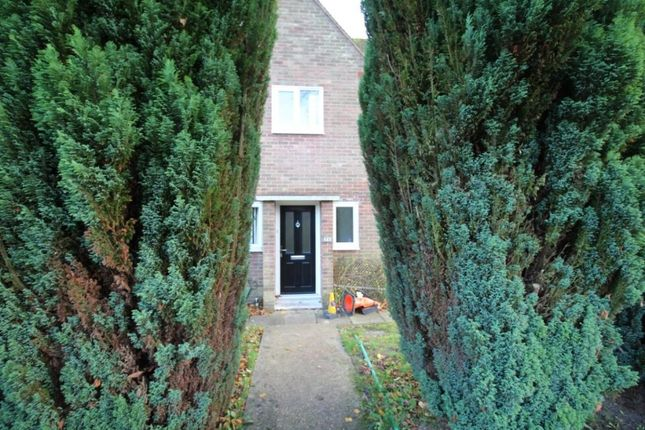 Thumbnail Terraced house to rent in Wavell Way, Winchester