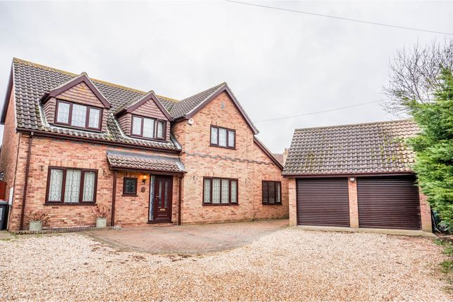 Thumbnail Detached house for sale in Wood End Road, Kempston