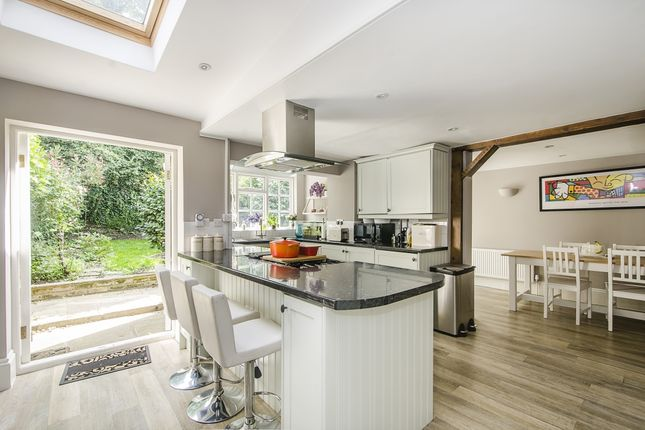 Thumbnail Terraced house to rent in St. John's Hill Grove, London